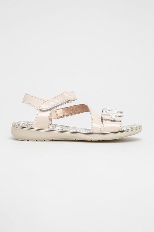 smetanová Primigi - Dětské sandály Dívčí