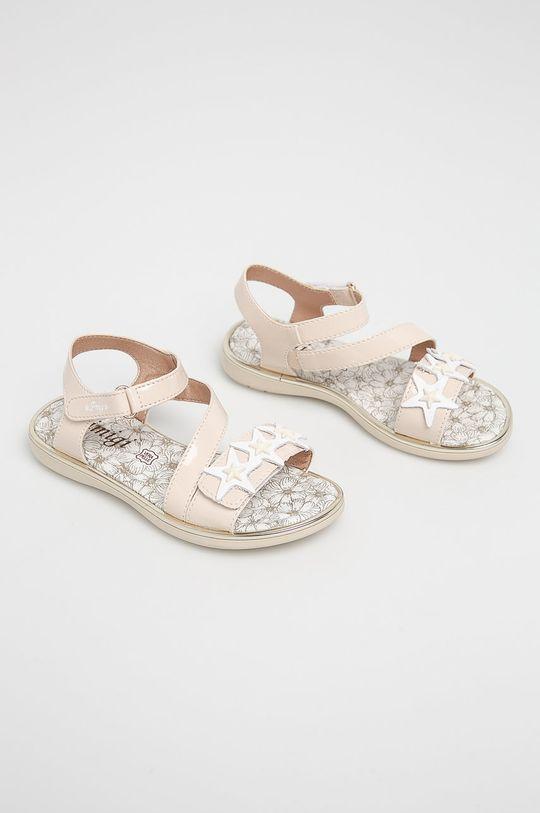 Primigi - Dětské sandály smetanová
