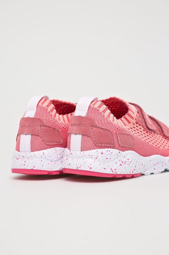 Primigi - Dětské boty  Svršek: Textilní materiál, Semišová kůže Vnitřek: Textilní materiál Podrážka: Umělá hmota Vložka: Přírodní kůže