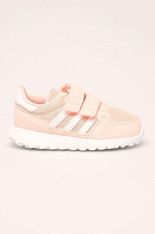 rózsaszín adidas Originals - Cipő Lány