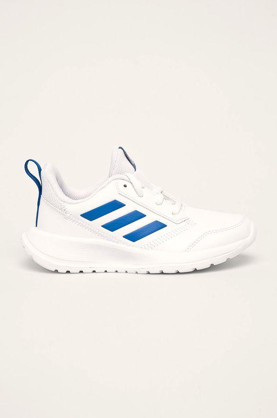 biela adidas Performance - Detské topánky Alta Run Dievčenský