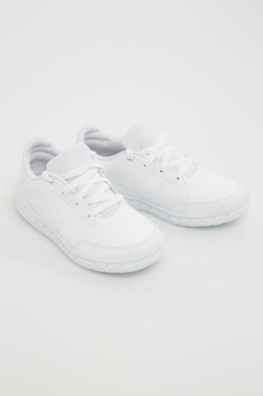adidas Performance - Detské topánky AltaSport biela
