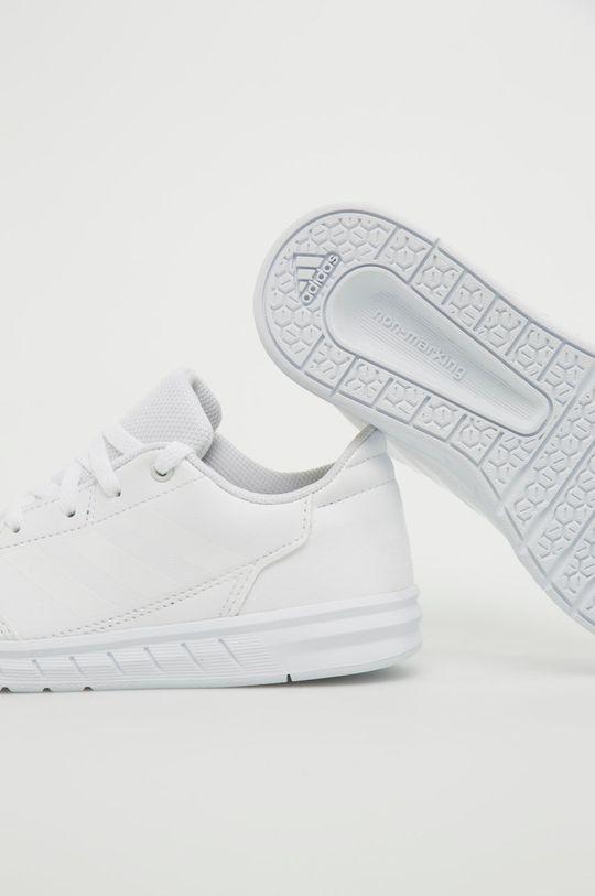biela adidas Performance - Detské topánky AltaSport