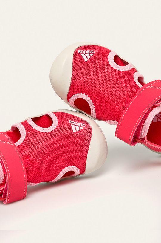 adidas Performance - Detské sandále Captain Toey <p>Zvršok: Syntetická látka, Textil Vnútro: Textil Podrážka: Syntetická látka</p>
