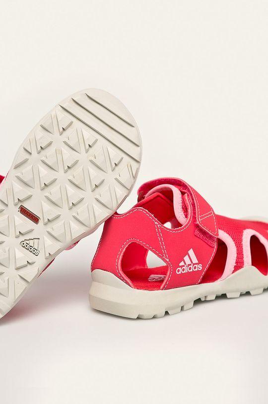 koralová adidas Performance - Detské sandále Captain Toey