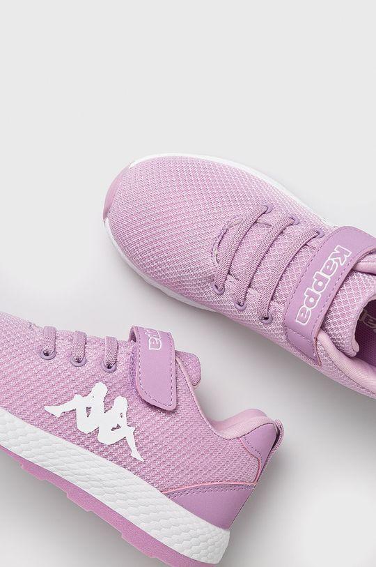 Kappa - Dětské boty Banjo 1.2 Svršek: Umělá hmota, Textilní materiál Vnitřek: Textilní materiál Podrážka: Umělá hmota