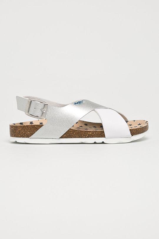 stříbrná Pepe Jeans - Dětské sandály Dívčí