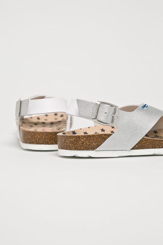 Pepe Jeans - Dětské sandály Svršek: Umělá hmota Vnitřek: Textilní materiál, Přírodní kůže Podrážka: Umělá hmota