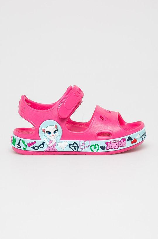 roz Coqui - Sandale copii De fete
