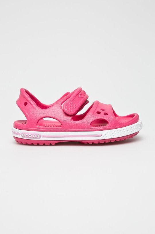 roz ascutit Crocs - Sandale copii De fete