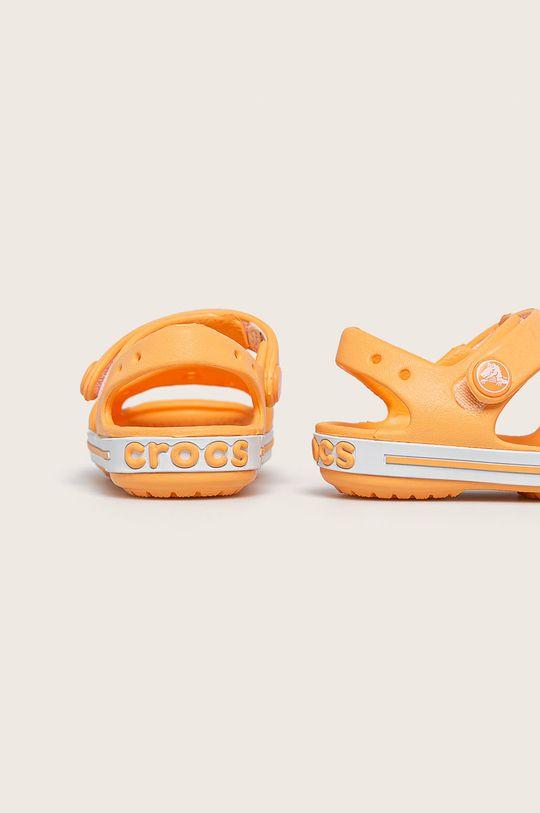 Crocs - Sandały dziecięce Materiał syntetyczny