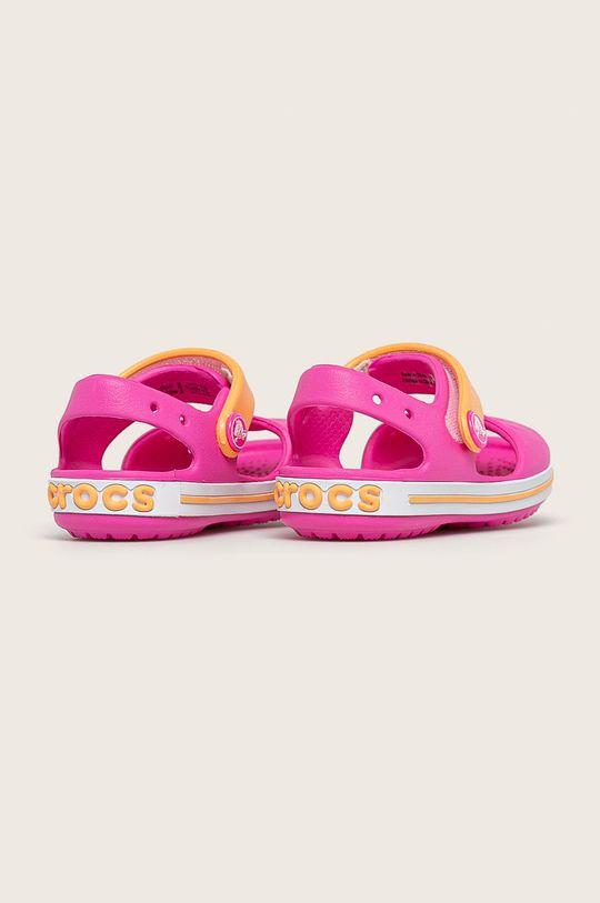 Crocs - Dětské sandály Svršek: Umělá hmota Vnitřek: Umělá hmota Podrážka: Umělá hmota