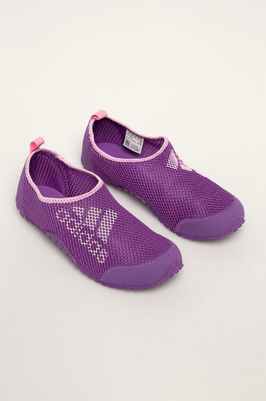 adidas Performance - Detské topánky Kurobe fialová