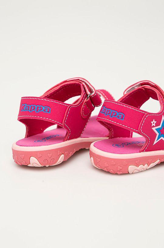Kappa - Dětské sandály Starway  Svršek: Umělá hmota Vnitřek: Textilní materiál Podrážka: Umělá hmota