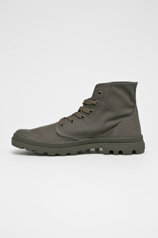 Palladium - Kotníkové boty  Svršek: Textilní materiál Vnitřek: Textilní materiál Podrážka: Umělá hmota