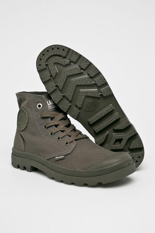 Palladium - Kotníkové boty Pánský