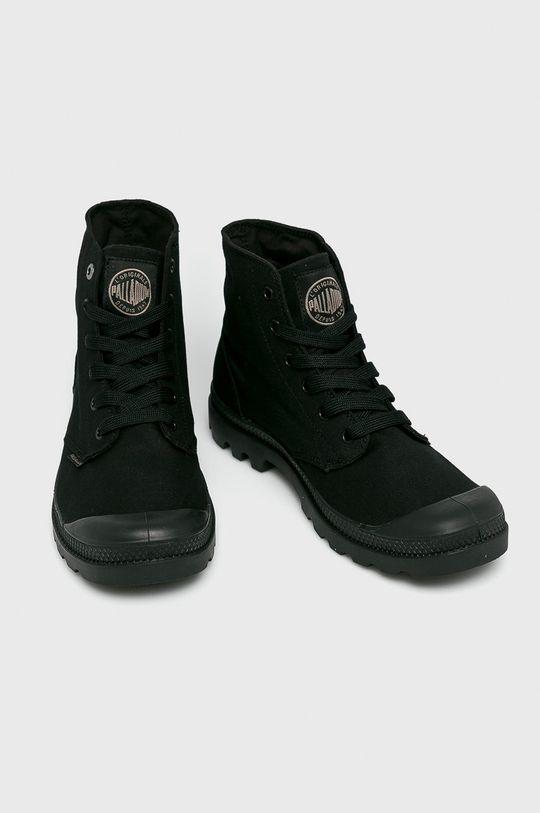 Palladium - Kotníkové boty černá