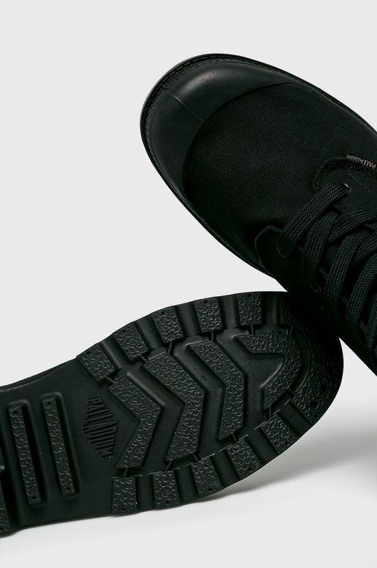 černá Palladium - Kotníkové boty