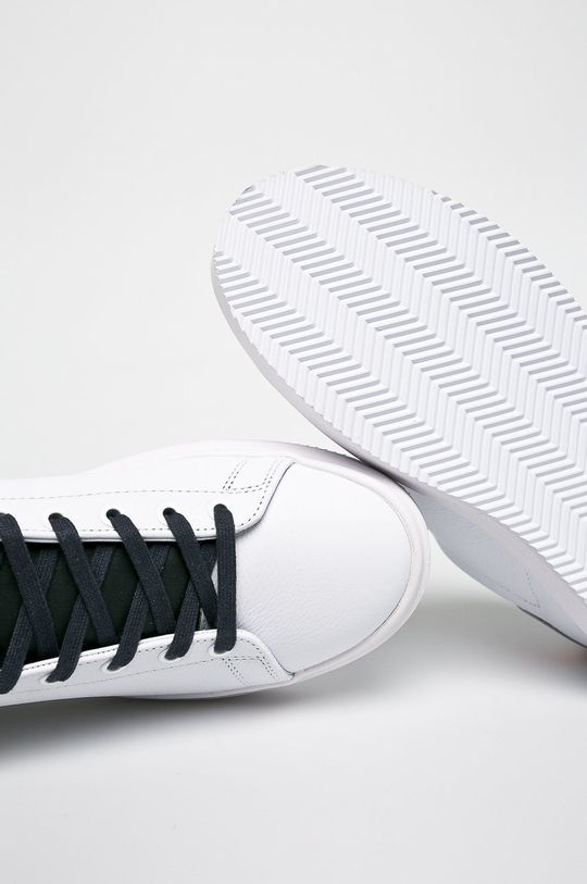 fehér Tommy Hilfiger - Cipő Luxury Corporate Sneaker