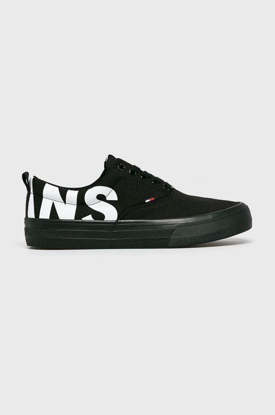 fekete Tommy Jeans - Sportcipő Logo Classic Tommy Jeans Sneaker Férfi