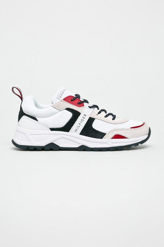 fehér Tommy Hilfiger - Cipő Fashion Mix Sneaker Férfi