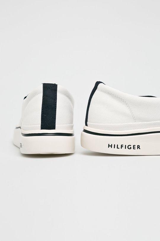 Tommy Hilfiger - Sportcipő Lightweight Slip On Sneaker  Szár: textil Belseje: textil Talp: szintetikus anyag