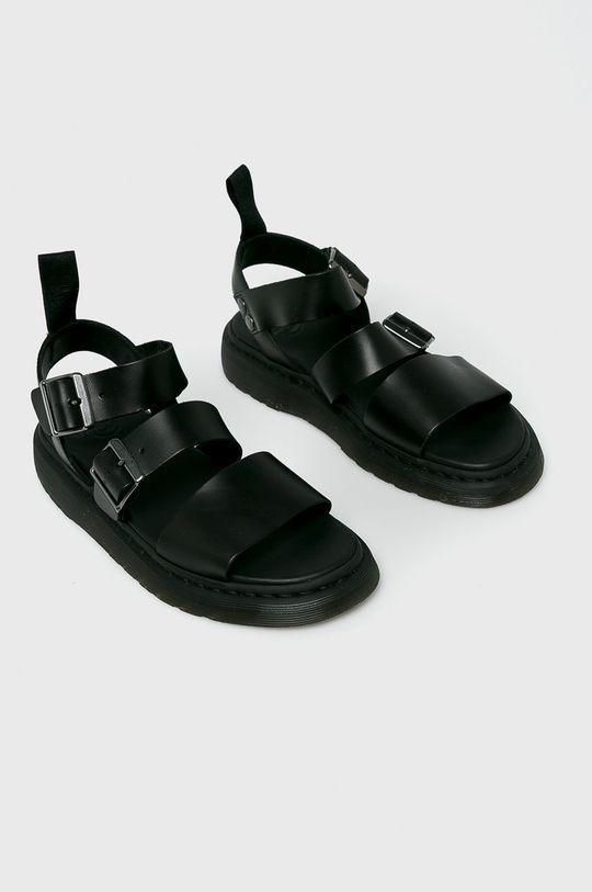 Dr Martens - Sandale negru