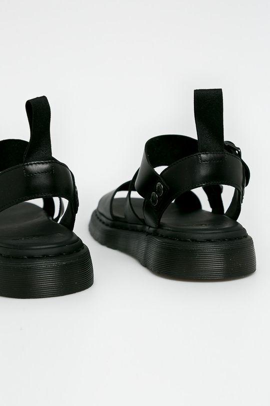 negru Dr Martens - Sandale