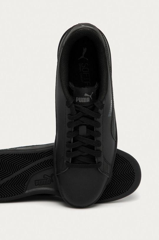 čierna Puma - Topánky Smash v2