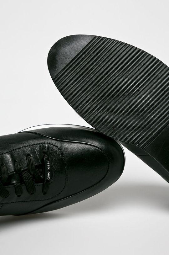 fekete Gino Rossi - Cipő Mauro
