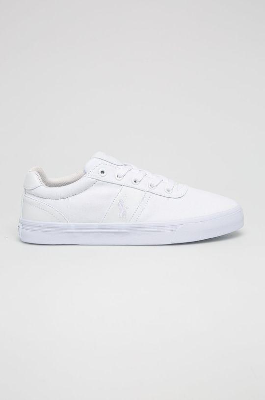 biały Polo Ralph Lauren - Tenisówki Męski