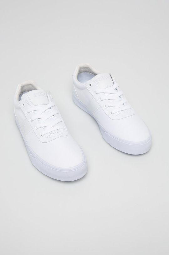 Polo Ralph Lauren - Tenisky biela