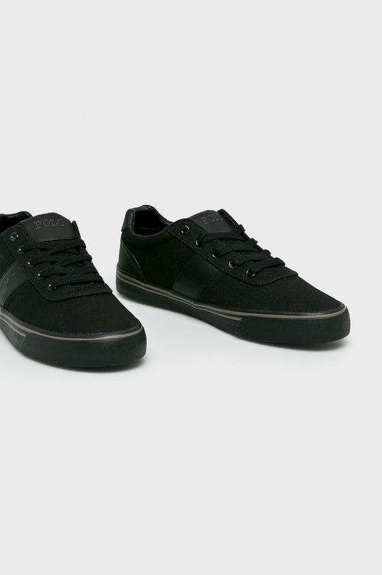 Polo Ralph Lauren - Buty czarny
