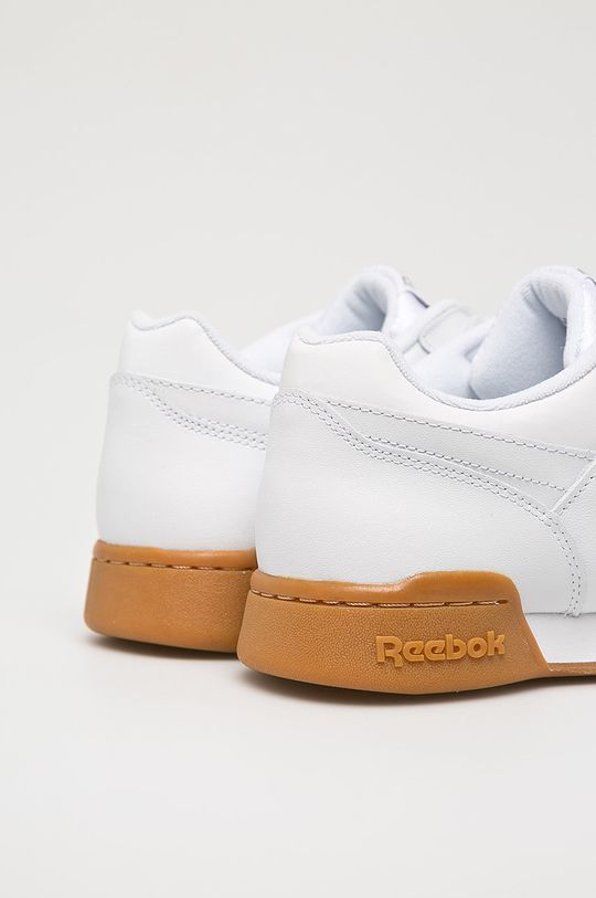 Reebok - Boty Workout Plus Svršek: Umělá hmota, Přírodní kůže Vnitřek: Textilní materiál Podrážka: Umělá hmota