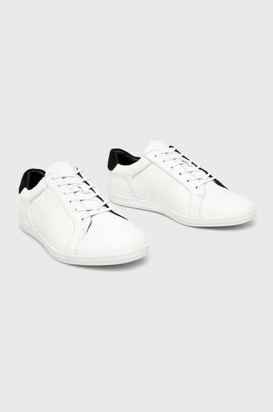Calvin Klein - Boty bílá