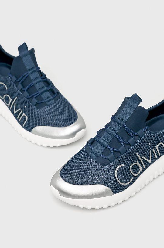 Calvin Klein Jeans - Boty ocelová modrá