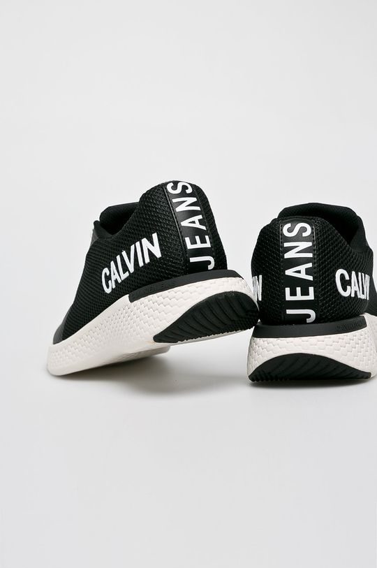 černá Calvin Klein Jeans - Boty