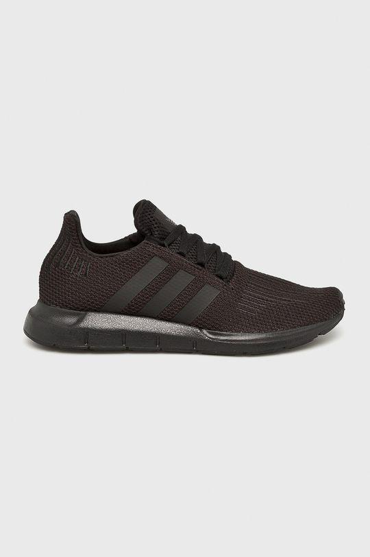čierna adidas Originals - Topánky Swift Run Pánsky