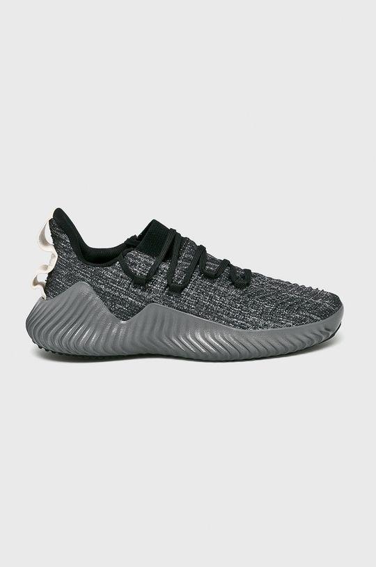 čierna adidas Performance - Topánky AlphaBounce Trainer Pánsky