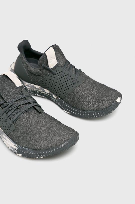 adidas Performance - Topánky Athletics 24/7 sivá