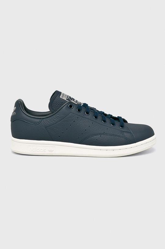 tmavomodrá adidas Originals - Topánky Stan Smith Pánsky