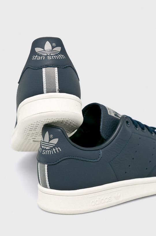 tmavomodrá adidas Originals - Topánky Stan Smith
