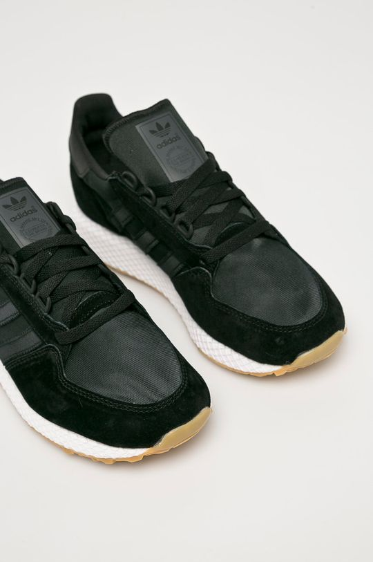 adidas Originals - Topánky Forest Grove čierna