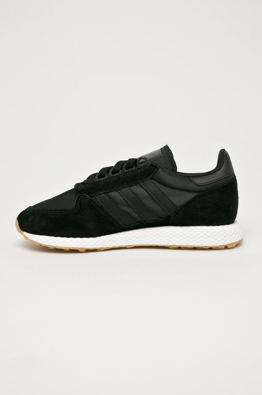 adidas Originals - Topánky Forest Grove <p>Zvršok: Textil, Prírodná koža Vnútro: Textil Podrážka: Syntetická látka</p>