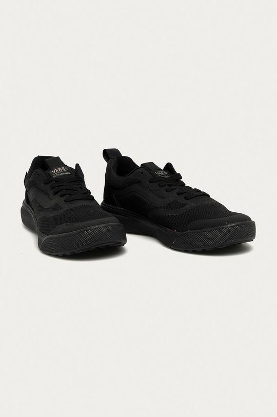 Vans - Topánky čierna