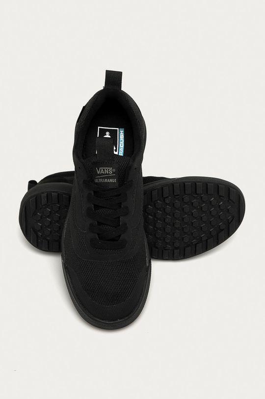 čierna Vans - Topánky