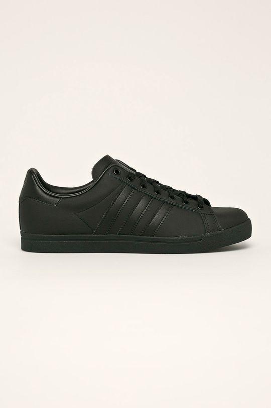 čierna adidas Originals - Topánky Coast Star Pánsky