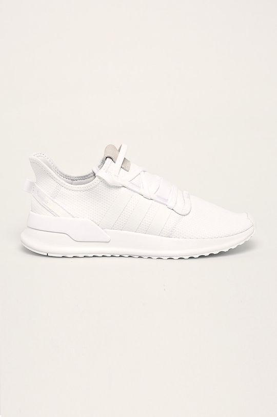 biały adidas Originals - Buty U Path Run Męski