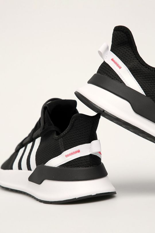 černá adidas Originals - Boty U Path Run