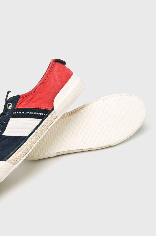 námořnická modř Pepe Jeans - Tenisky